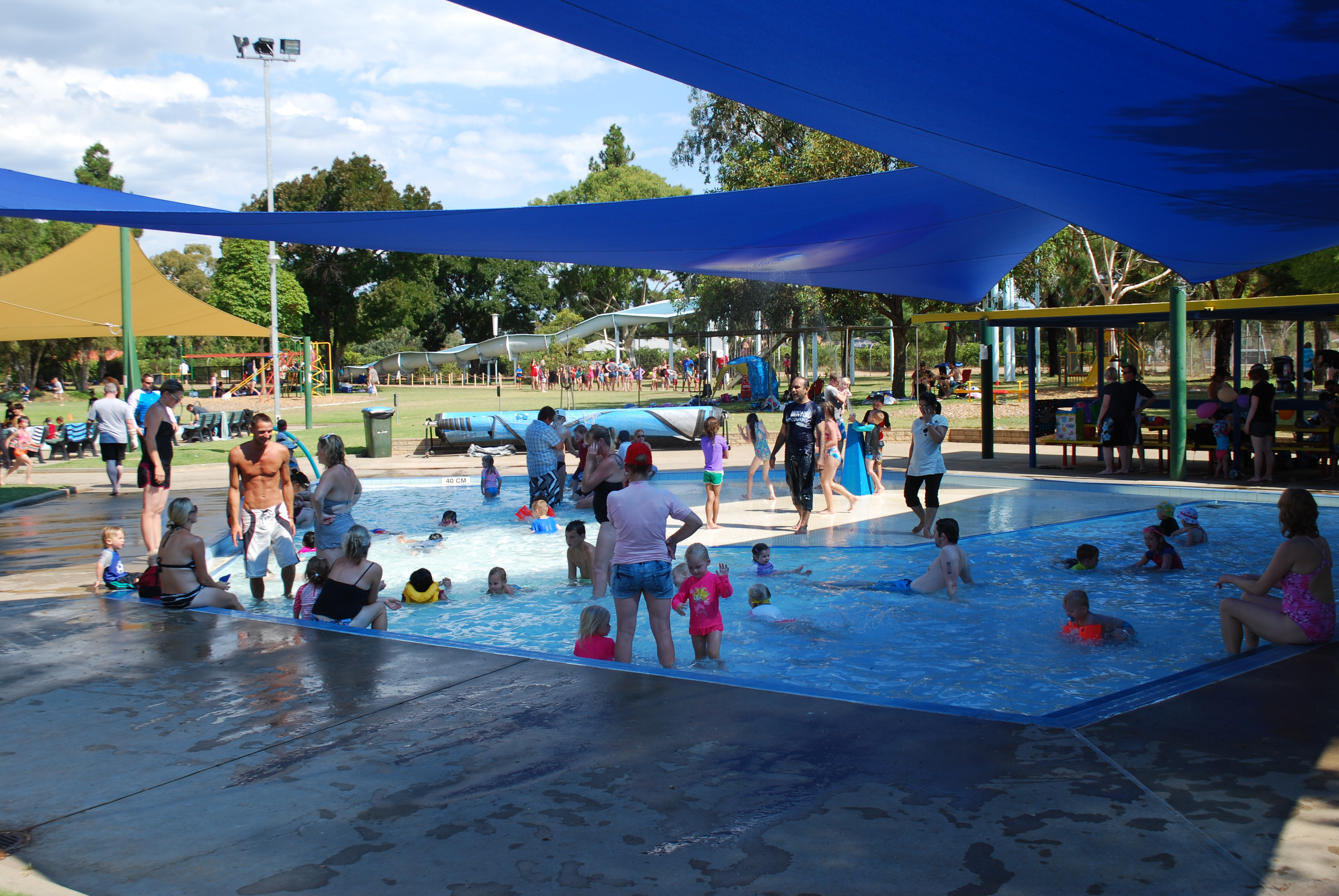 Adelaide Shores Skate Park And Marion Outdoor Pool Seacliff Boys
